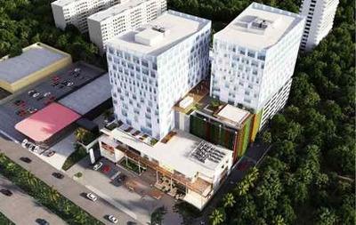 Oficina Nueva En Renta Ubicado En Zona Céntrica De Cancún. Modelo. O-804