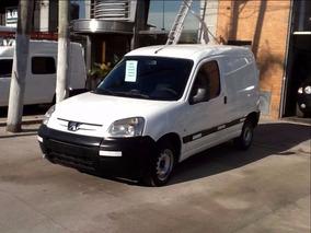 Peugeot Partner Furgon L/n Hdi 1plc Excelente, Anticipo $