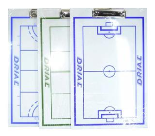 Pizarra Futbol Handbal Voley Basket Hockey Tecnico Dt