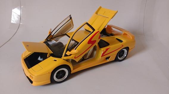 1/18 Lamborghini Diablo Sv Welly