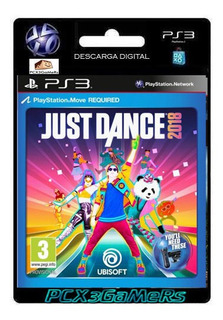 Ps3 Just Dance 2018 [pcx3gamers]