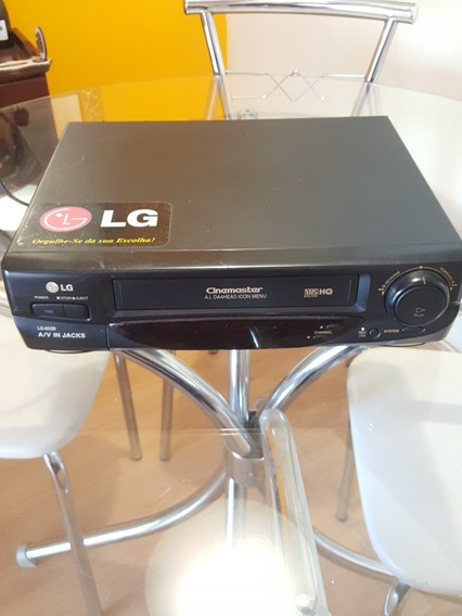 Video Casete Lg Cinemaster