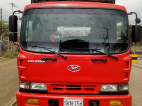 Camion Estacas Hyundai Hd 120