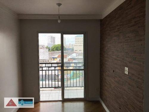 Imagem 1 de 20 de Apartamento Com 2 Dormitórios Para Alugar - Mooca - São Paulo/sp - Ap6525