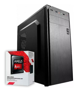 Pc Home Office Amd A6 7480 8g 120gb Ssd Palermo