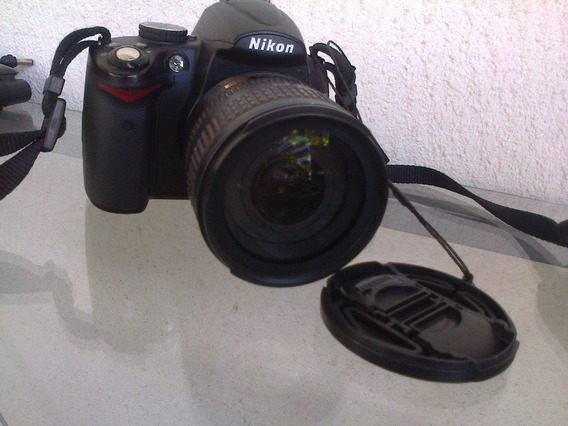Câmera Fotográfica Profissional Nikon D5000