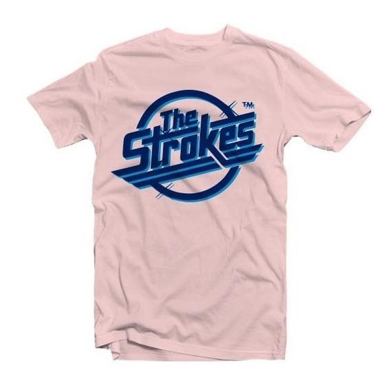 Playeras The Strokes - 9 Modelos Disponibles