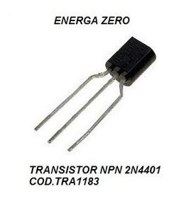 Transistor Npn 2n4401 331 - Cod.tra1183 Frete Cr