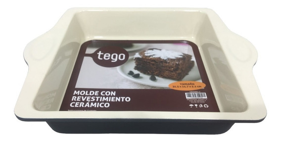 Molde Para Torta Ceramica Cocina Utensillos