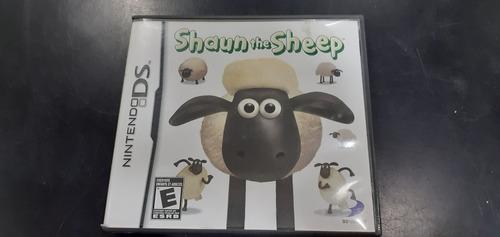 Juego Nintendo Ds Original Shaun The Sheep Oferta!!