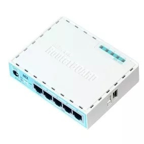 Mikrotik- Routerboard Rb 750r2 Hex Lite 850mhz - Mikrotay