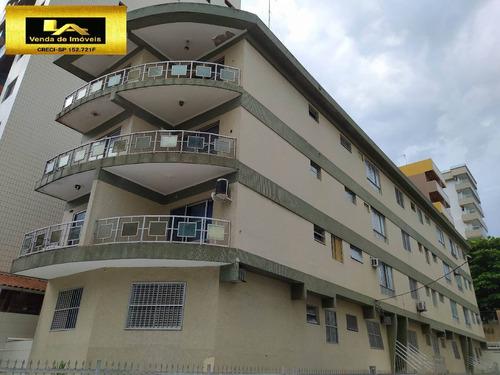 Lindo Apartamento Na Guilhermina Vista Livre - 1555