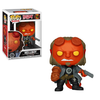 Funko Pop Movies Hellboy #750