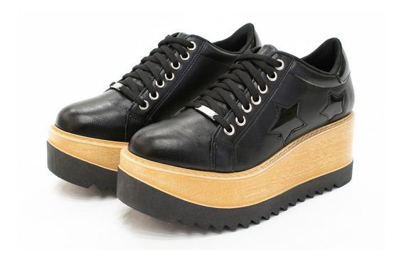 Zapatillas Mujer Moda Plataforma Sneakers Fs 50