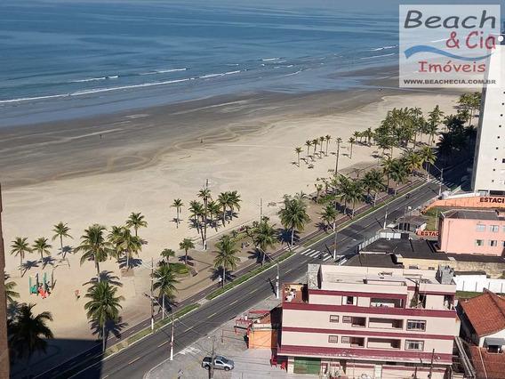 Vista-mar 3 Dorms, Ocian, Praia Grande, R$ 445 Mil, Vap00739