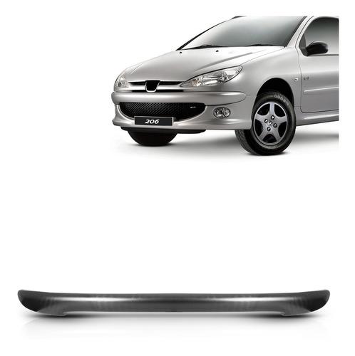 Imagem 1 de 3 de Moldura Parachoque Dianteiro Peugeot 206 04 A 08 09 2010