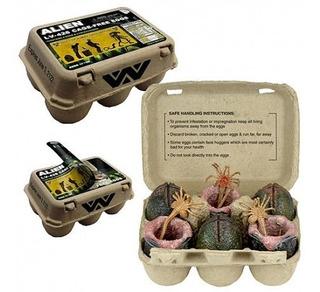 Aliens Xenomorph Egg Set De 6 Unidades ( Original) Neca