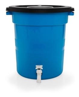 Dispensado De Aguas Frescas 40 Litros Plástico Duro
