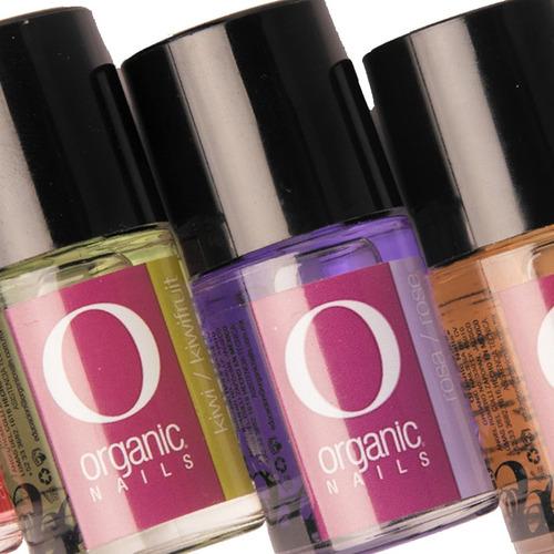 Imagen 1 de 5 de Aceite Para Cuticula Aroma Rosa 15 Ml By Organic Nails