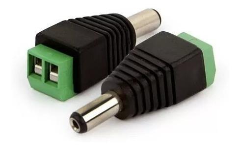 Kit 265 Conectores Plug P4 Macho Com Borne