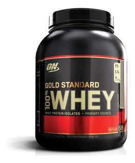 Whey Isolate Gold Standard 100% On Optimum Nutrition 5lbs