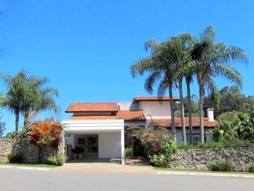 Casa Com 3 Dormitórios À Venda, 650 M² Por R$ 2.700.000,00 - São Paulo Ii - Cotia/sp - Ca0583