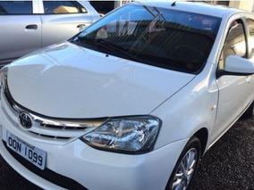 Toyota Etios 1.5 16v Platinum 4p