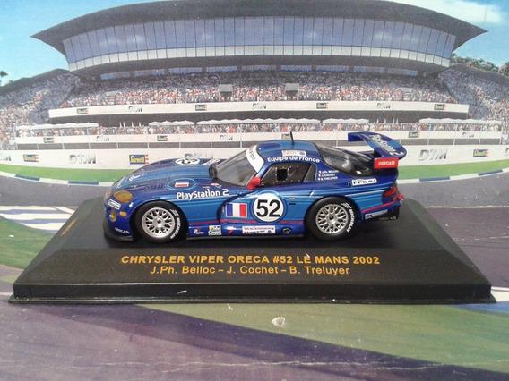 Ixo 1:43 Chrysler Viper Oreca #52 La Mans 2002