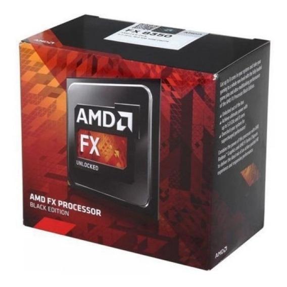 Amd Fx8350, Placa Mãe M5a88-evo, 16gb 2x8gb E Cooler V8.