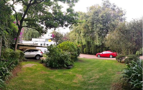 Casa Auto Sustentable En Pedregal De San Angel