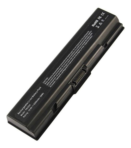 Bateria Toshiba A200 A300 A500 L200 L300 L450 L500 Pa3534u