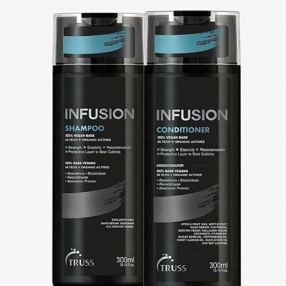 Truss Shampoo E Condicionador Infusion 300ml
