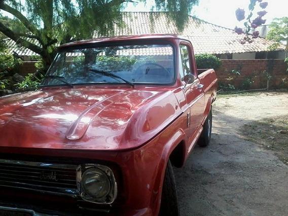 Chevrolet C10 Ano 1973 Gasolina