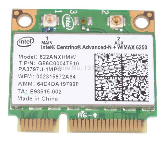 Wifi Intel N 6250 + Wimax 622anxhmw P/ Dell Toshiba Sony