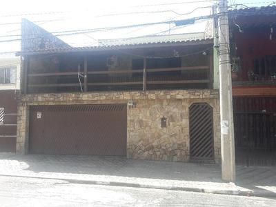 Sobrado Residencial À Venda - Planejado E Mobiliado, Jardim Vila Galvão, Guarulhos. So0527 - So0527