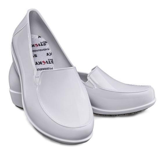 Calçado Antiderrapante Sticky Shoe Social Woman Ca 41532
