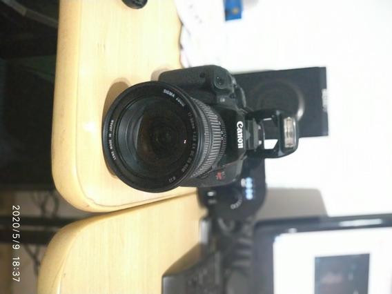 R$ 2.800 Canon T5i + Sigma 17 50 2.8