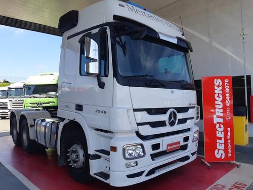 Mercedes-benz Actros 2546 6x2 14/14 Selectrucks