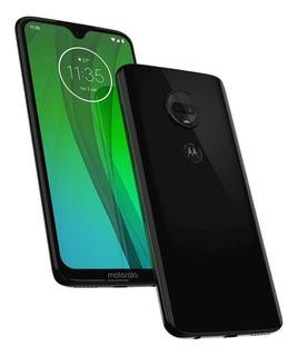 Celular Motorola G7 Dual Sim 64 Gb Ceramic Black 4 Gb Ram