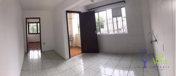 Apartamento À Venda, 35 M² Por R$ 90.000,00 - Velha - Blumenau/sc - Ap0182