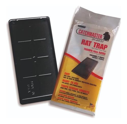 Trampa De Pegamento Rata Ratones 4 - Unidad a $6125