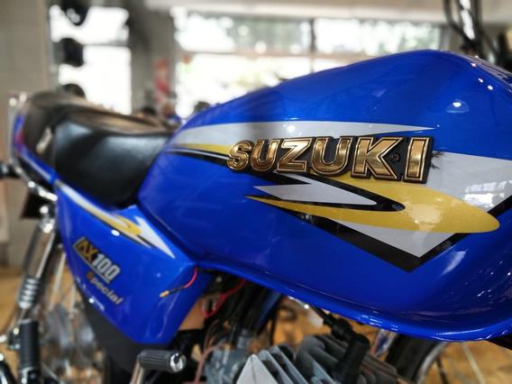 Suzuki Ax100 Consulte Mercado Pago En Suzukicenter
