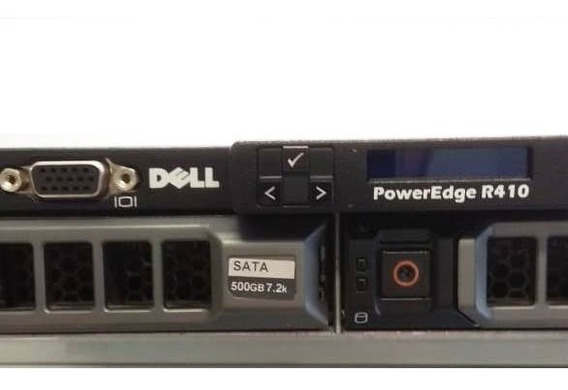 Servidor Dell Poweredge R410 - Service Tag Hmmny0q1
