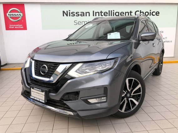 Nissan X-trail Exclusive 3 Row 2018 Garantia 3 Años