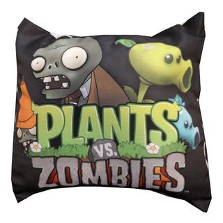 Almohadón De Plantas Vs Zombies Viedeojuegos