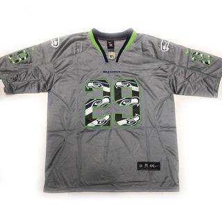 Camiseta Nfl Seahawks Seattle Thomas Iii Futbol Americano