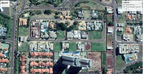 Terreno Condomínio Monet Com 1.000 M² - Te1604
