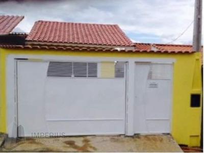 Casa Térrea Com 3 Dormitórios, 2 Suítes, 2 Vagas Para Vender No Bairro Vila Pomar Em Mogi Das Cruzes - Imperius Imoveis - 3149
