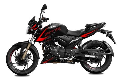 Dafra Apache 200 Preta 2022 0km