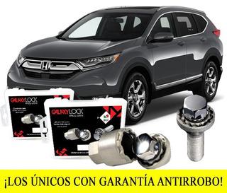 Birlos De Seguridad Galaxylock Honda Crv Ex 2018